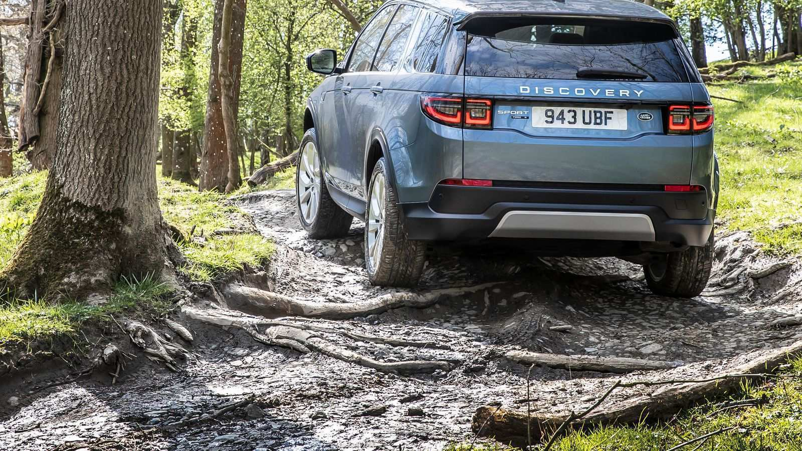 96 New 2020 Land Rover Discovery Sport Redesign