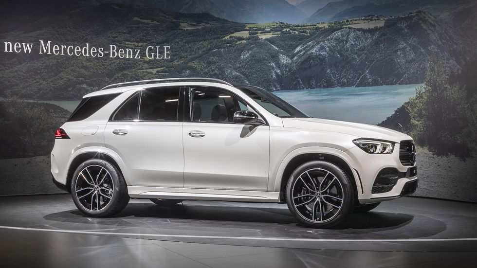 96 New 2020 Mercedes Gle Coupe Spesification