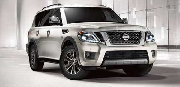 96 New 2020 Nissan Patrol Diesel Redesign And Concept