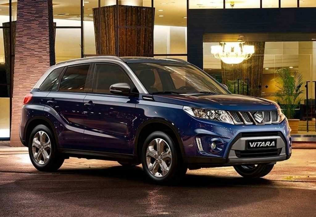 96 New 2020 Suzuki Grand Vitara Preview Exterior