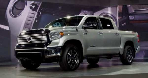96 New 2020 Toyota Tundra Price Design And Review