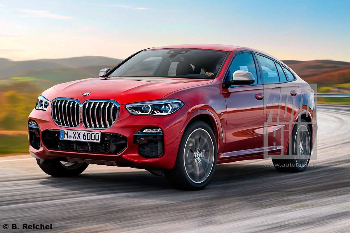 96 New BMW X62019 Redesign