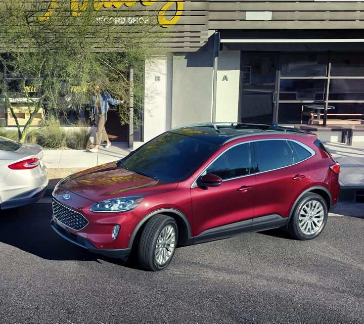96 New Ford Hybrid Escape 2020 Redesign And Review