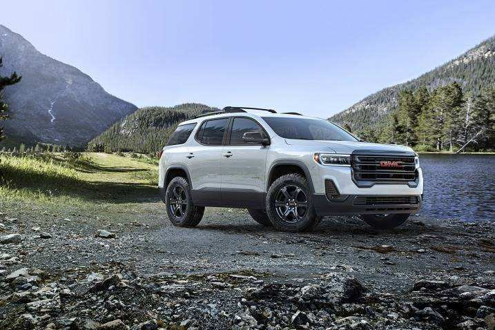96 New GMC Acadia 2020 Release Date Specs And Review