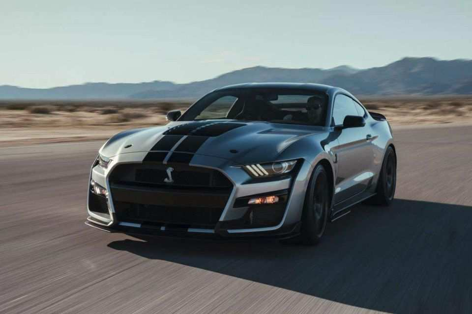 96 New How Much Is The 2020 Ford Mustang Shelby Gt500 Reviews