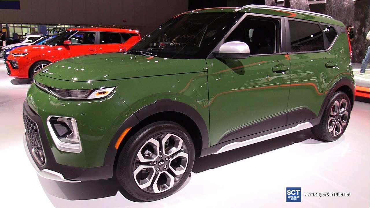 96 New Kia Soul 2020 You Tube Picture