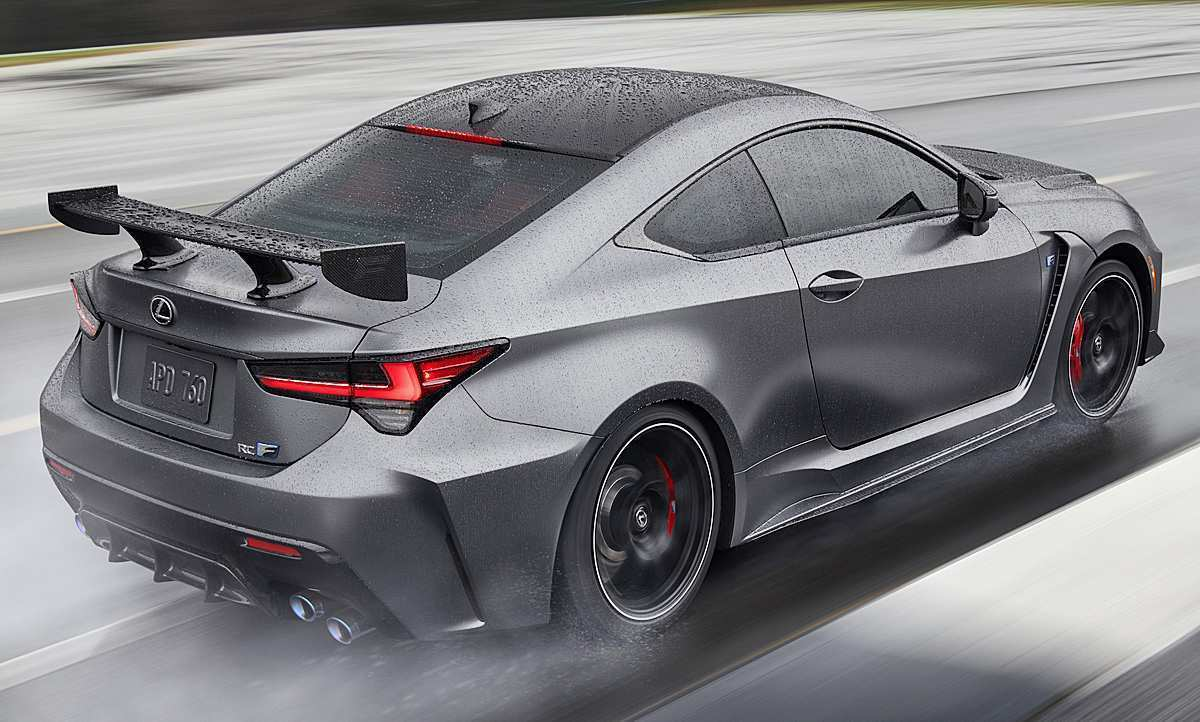 96 New Lexus Rcf 2019 New Concept