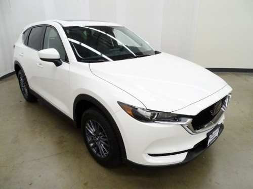 96 New Mazda Cx 5 2019 White Performance