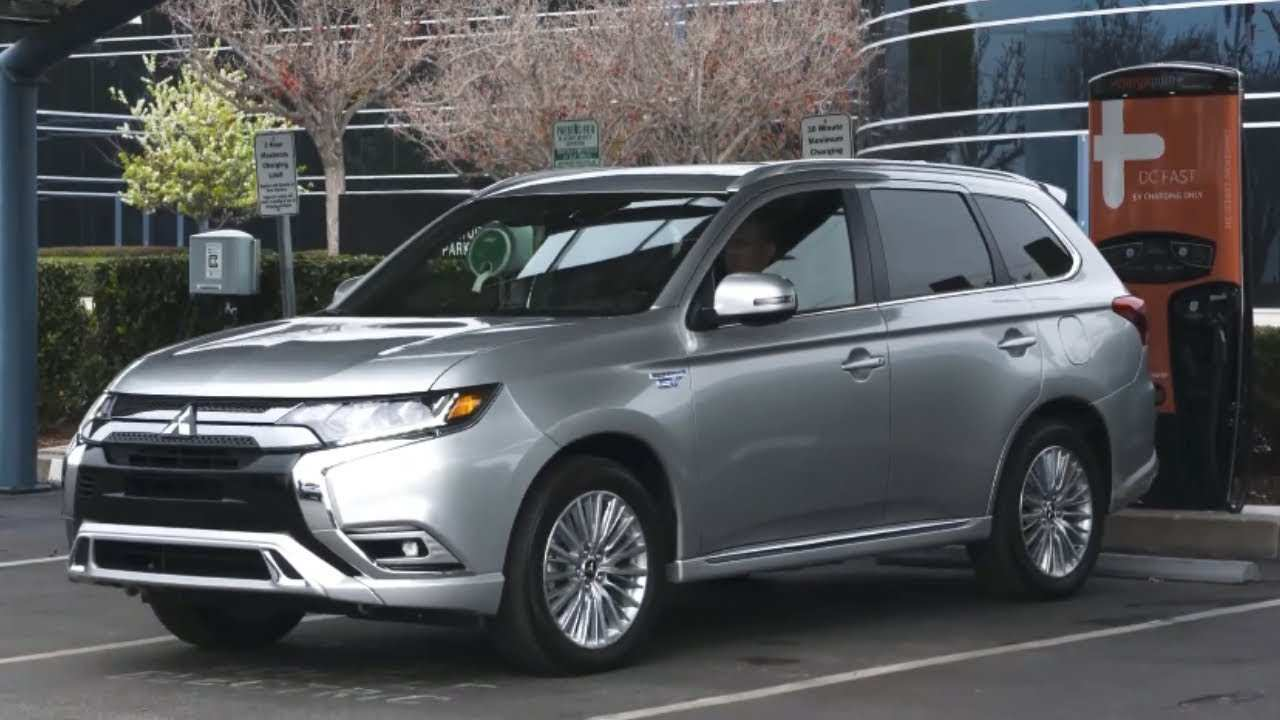 96 New Mitsubishi Outlander Hybrid 2020 Performance