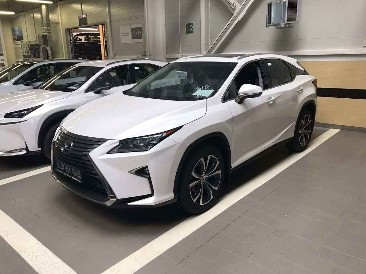 96 New Rx300 Lexus 2019 Review