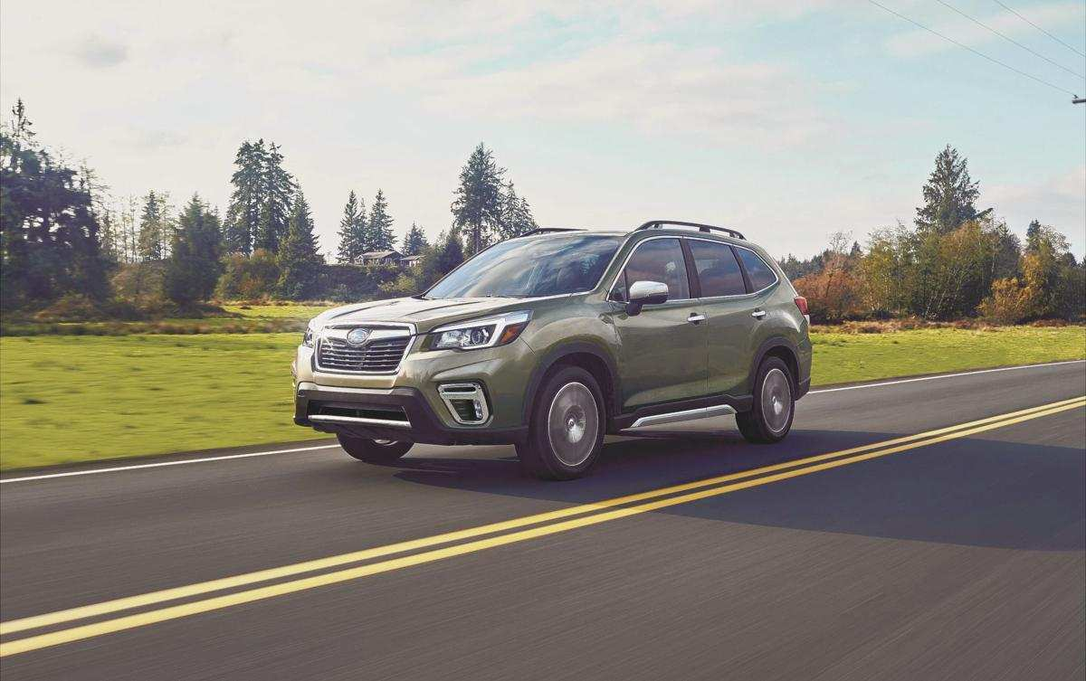 96 New Subaru Forester 2019 Gas Mileage Rumors