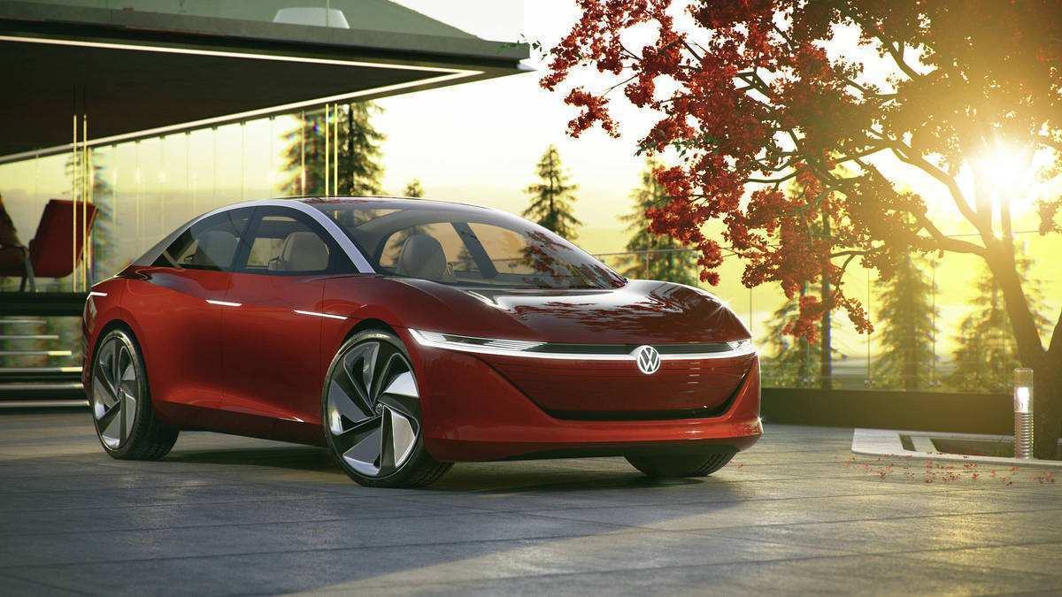 96 New Volkswagen Electric Vehicles 2020 Release Date And Concept