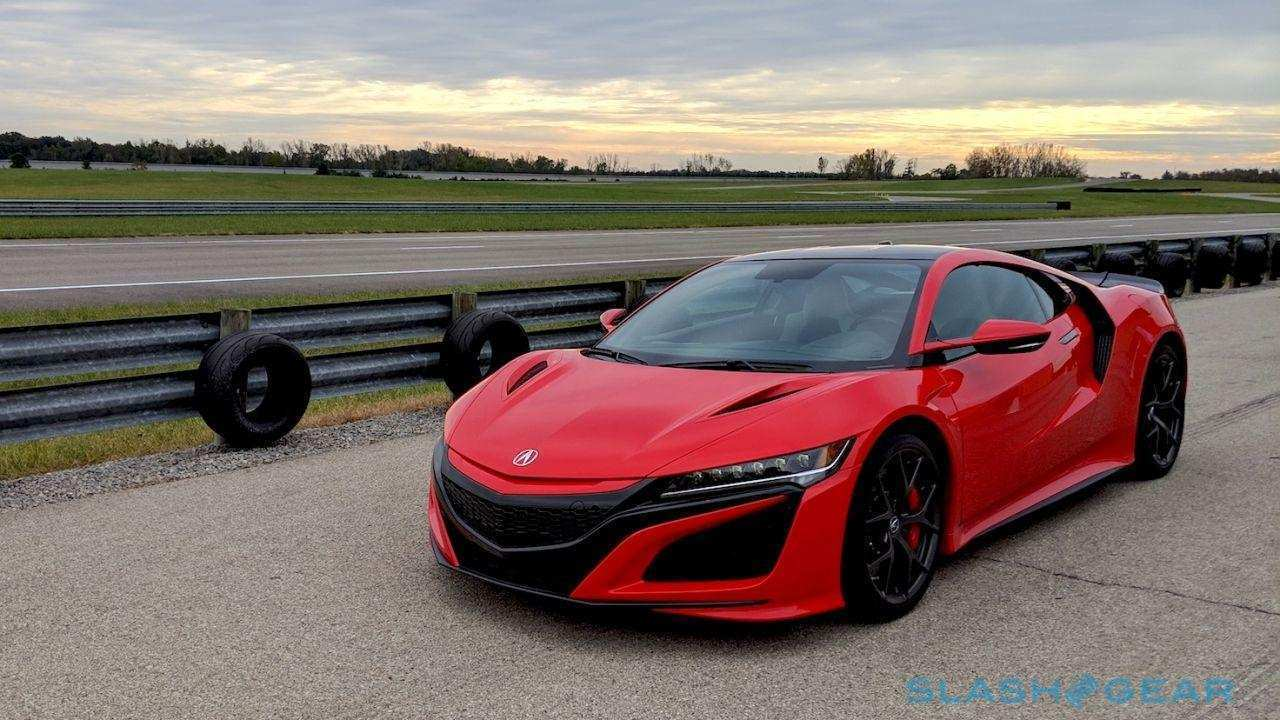 96 The 2019 Acura NSXs Overview