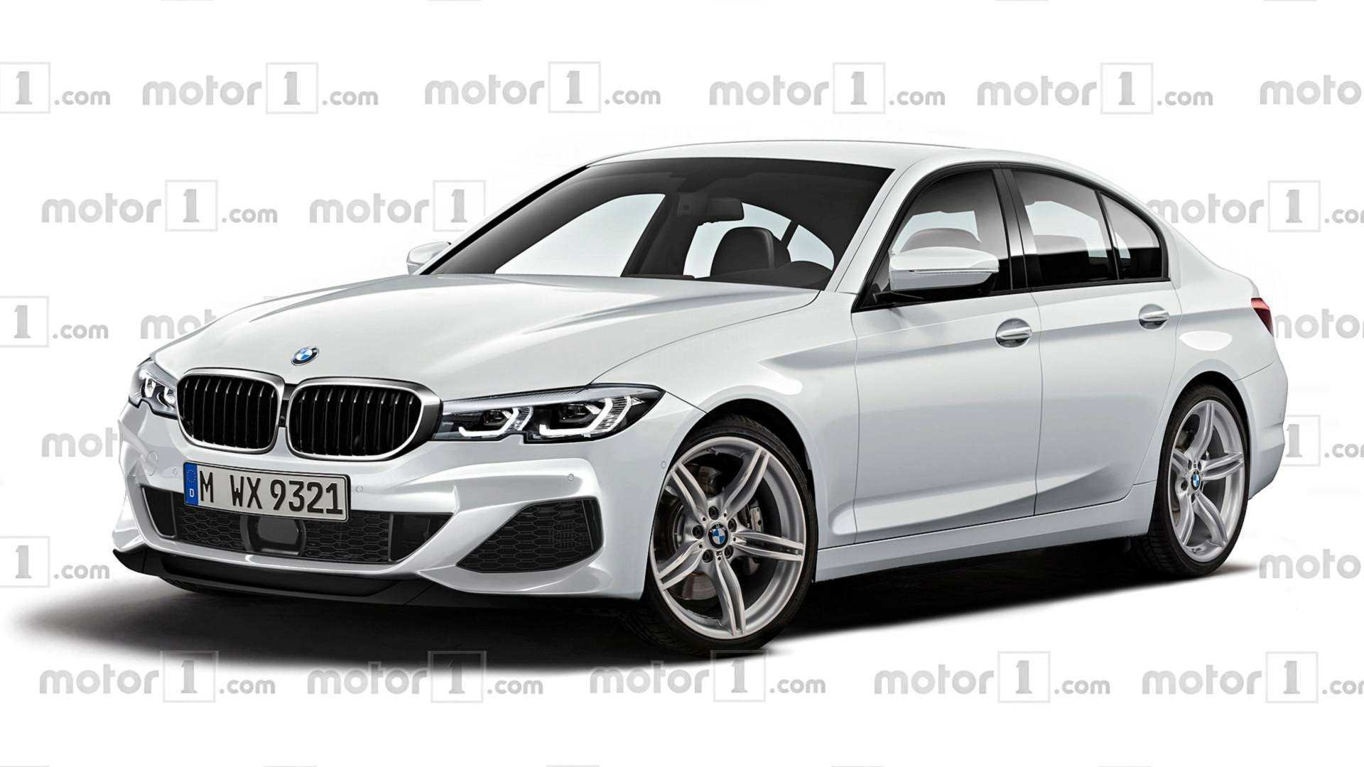 96 The 2019 BMW 3 Series Brings Release