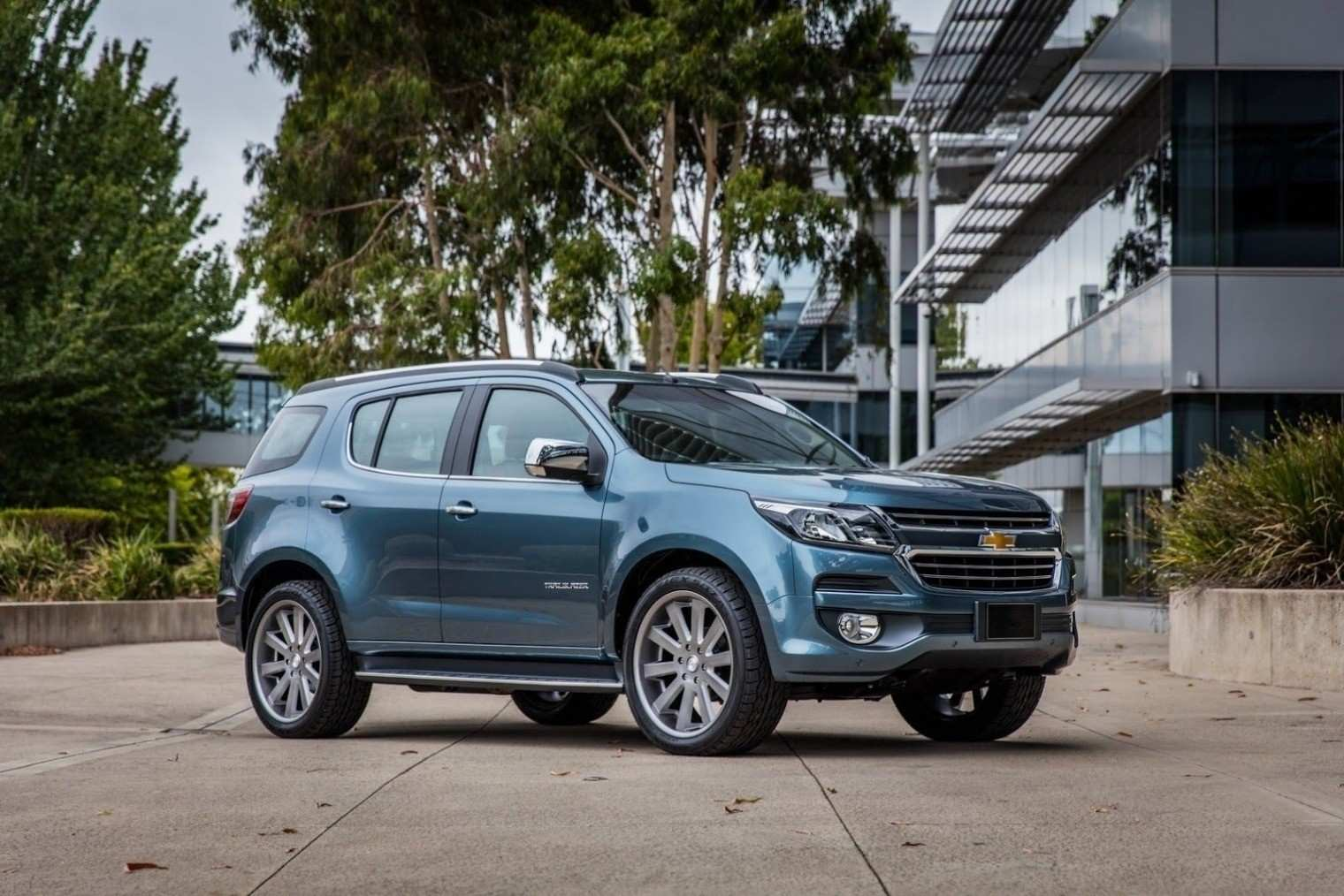 96 The 2019 Chevrolet Trailblazer Ss Pictures