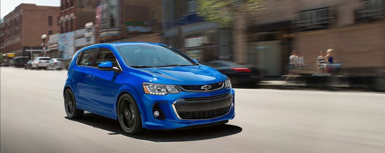 96 The 2019 Chevy Sonic Release Date And Concept