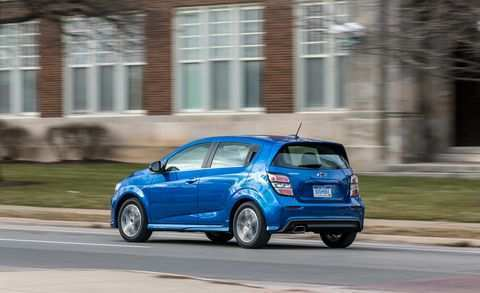 96 The 2019 Chevy Sonic Ss Ev Rs New Review