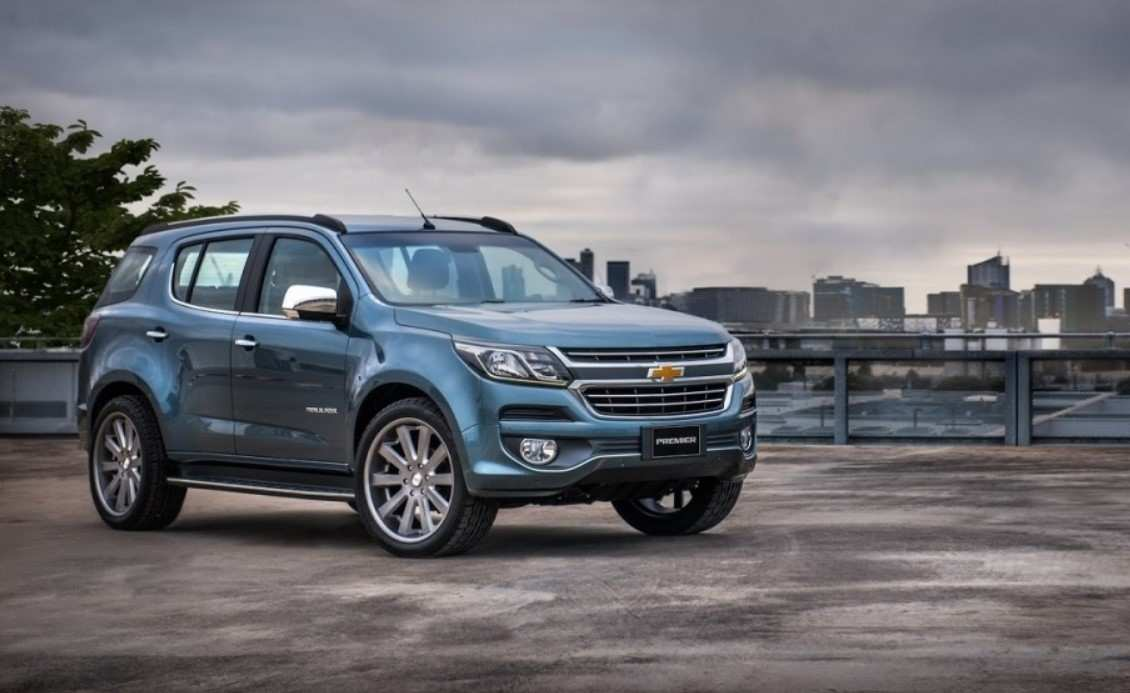 96 The 2019 Chevy Trailblazer Ss Concept