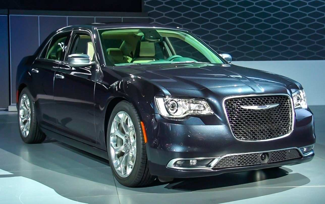 96 The 2019 Chrysler Imperial Style