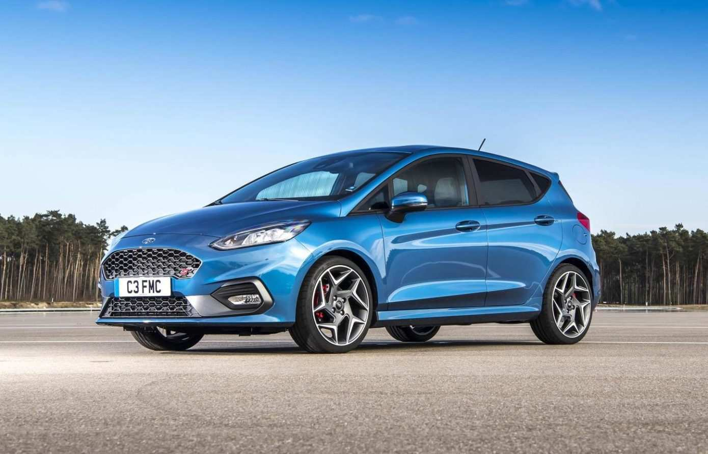 96 The 2019 Fiesta St Redesign
