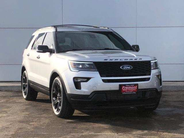 96 The 2019 Ford Explorer Review