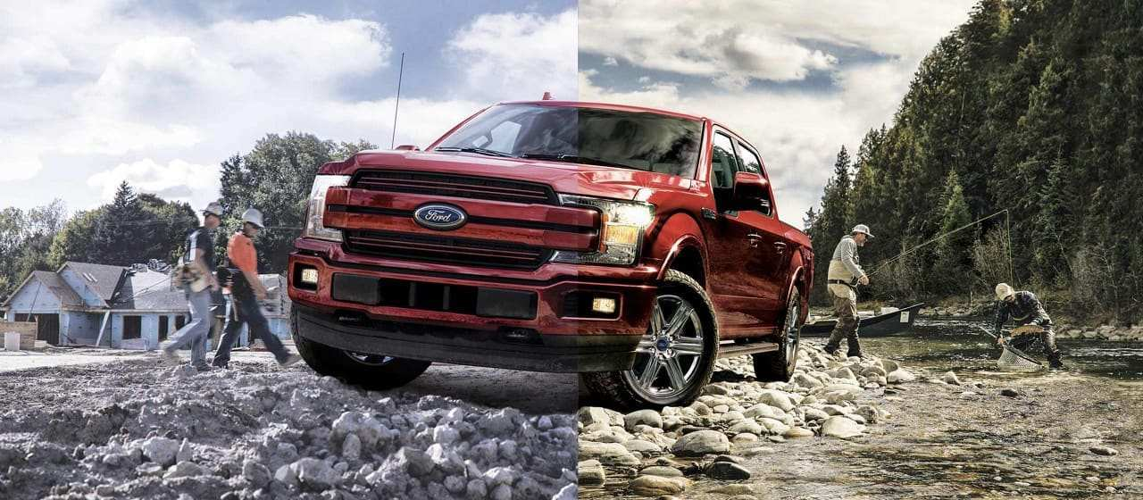 96 The 2019 Ford F150 Spy Shoot