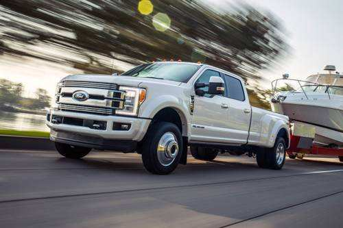 96 The 2019 Ford F450 Super Duty First Drive