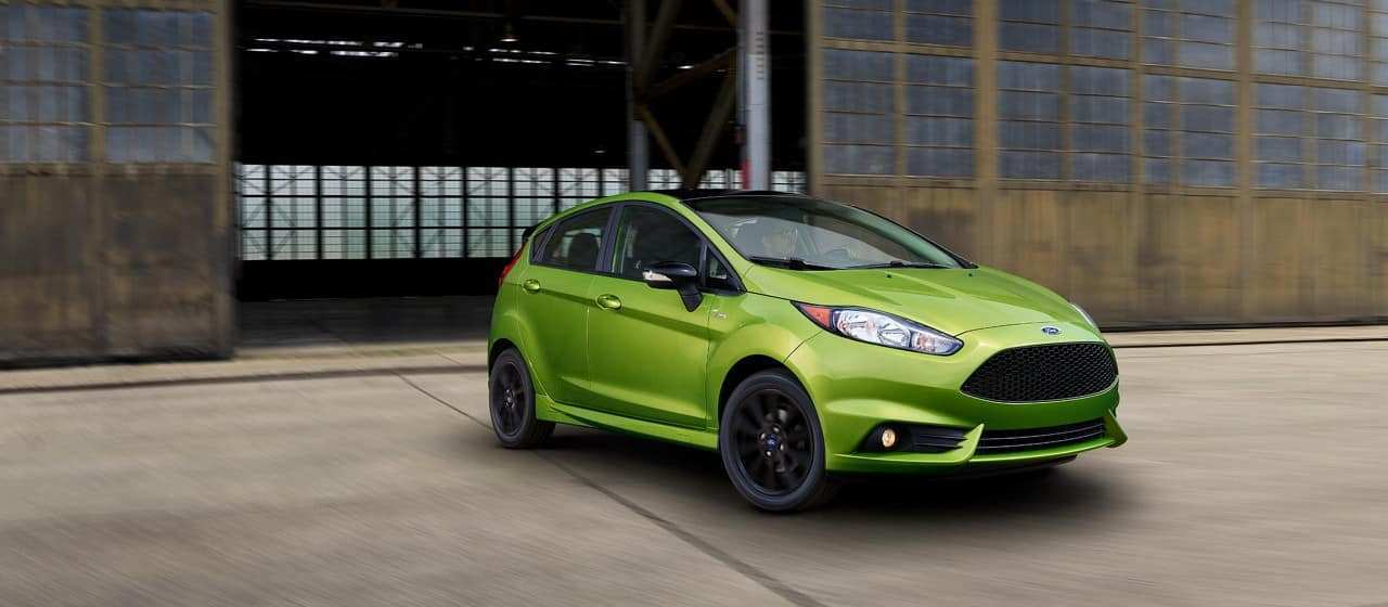 96 The 2019 Ford Fiesta New Model And Performance