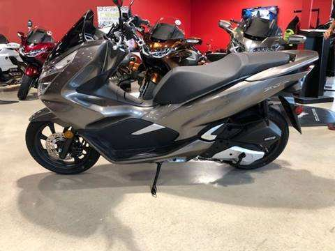 96 The 2019 Honda Pcx150 Pricing