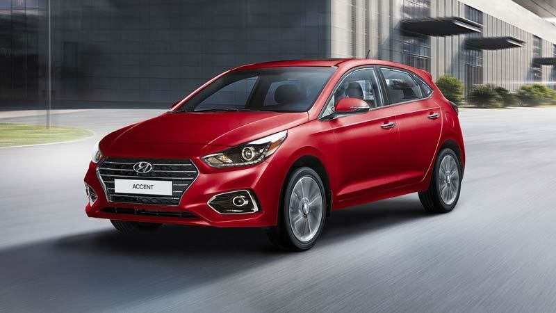 96 The 2019 Hyundai Accent Hatchback Performance And New Engine