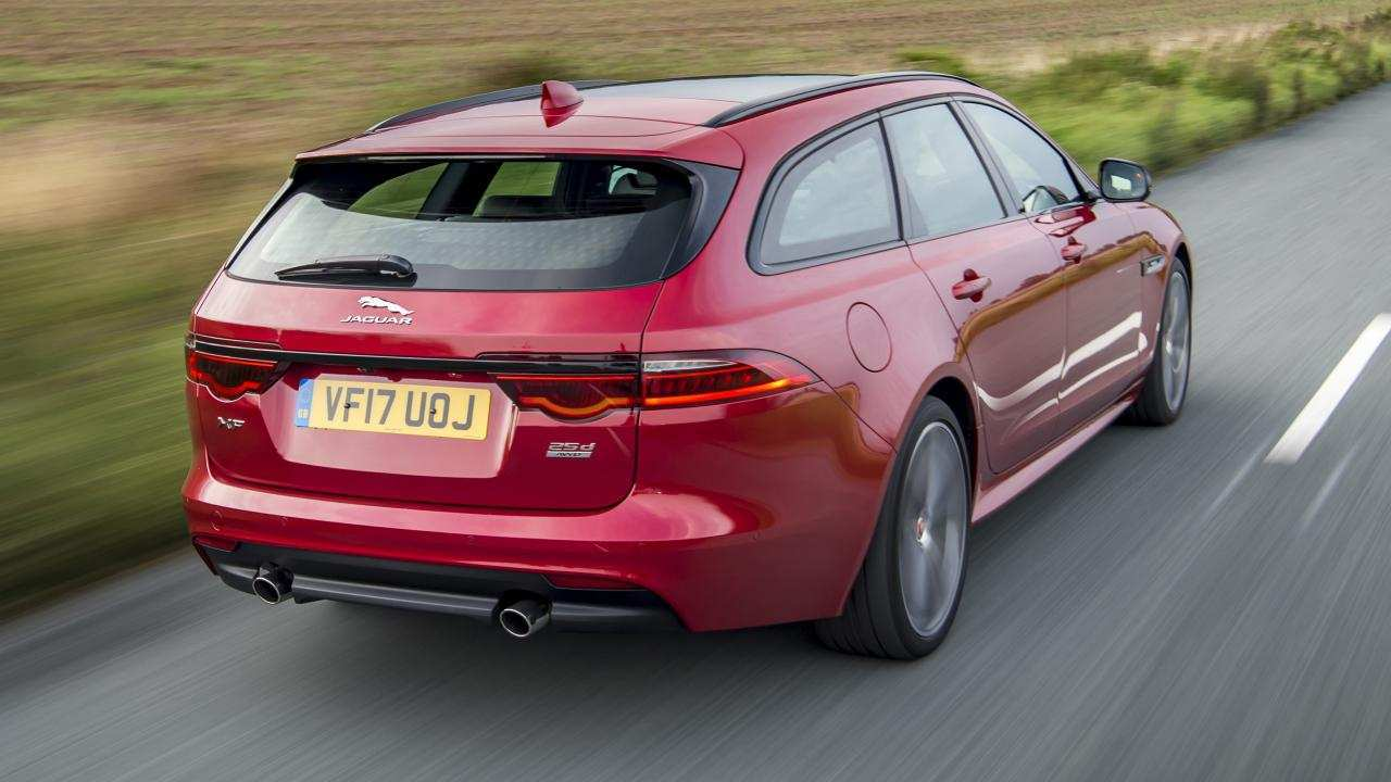 96 The 2019 Jaguar Station Wagon First Drive