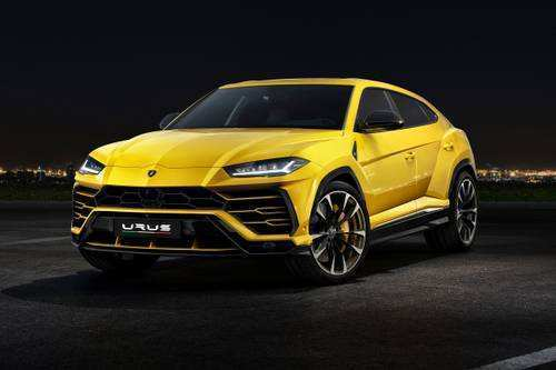 96 The 2019 Lamborghini Urus Concept And Review