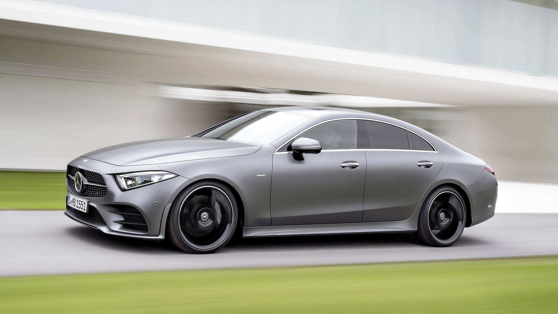 96 The 2019 Mercedes Cls Class Price Design And Review