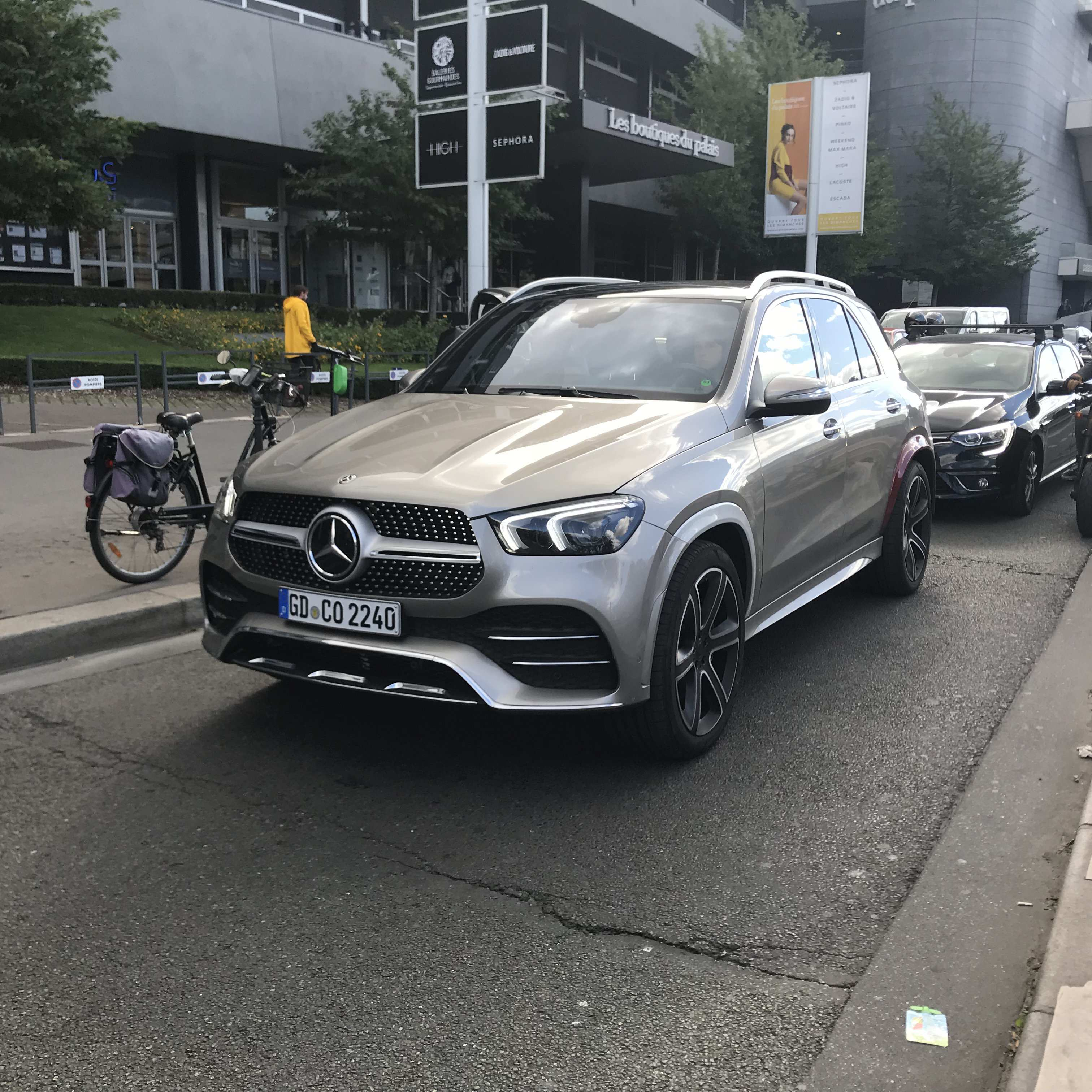 96 The 2019 Mercedes GLE Review