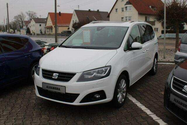 96 The 2019 Seat Alhambra First Drive