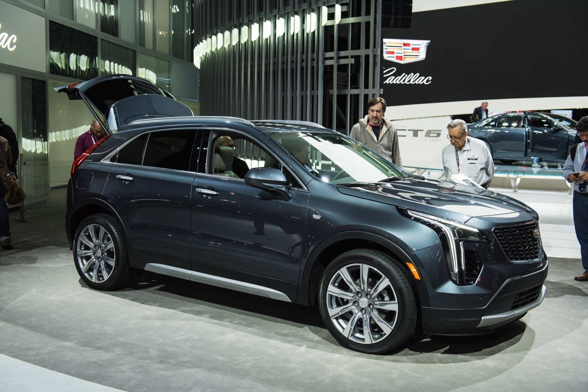 96 The 2019 Spy Shots Cadillac Xt5 Overview