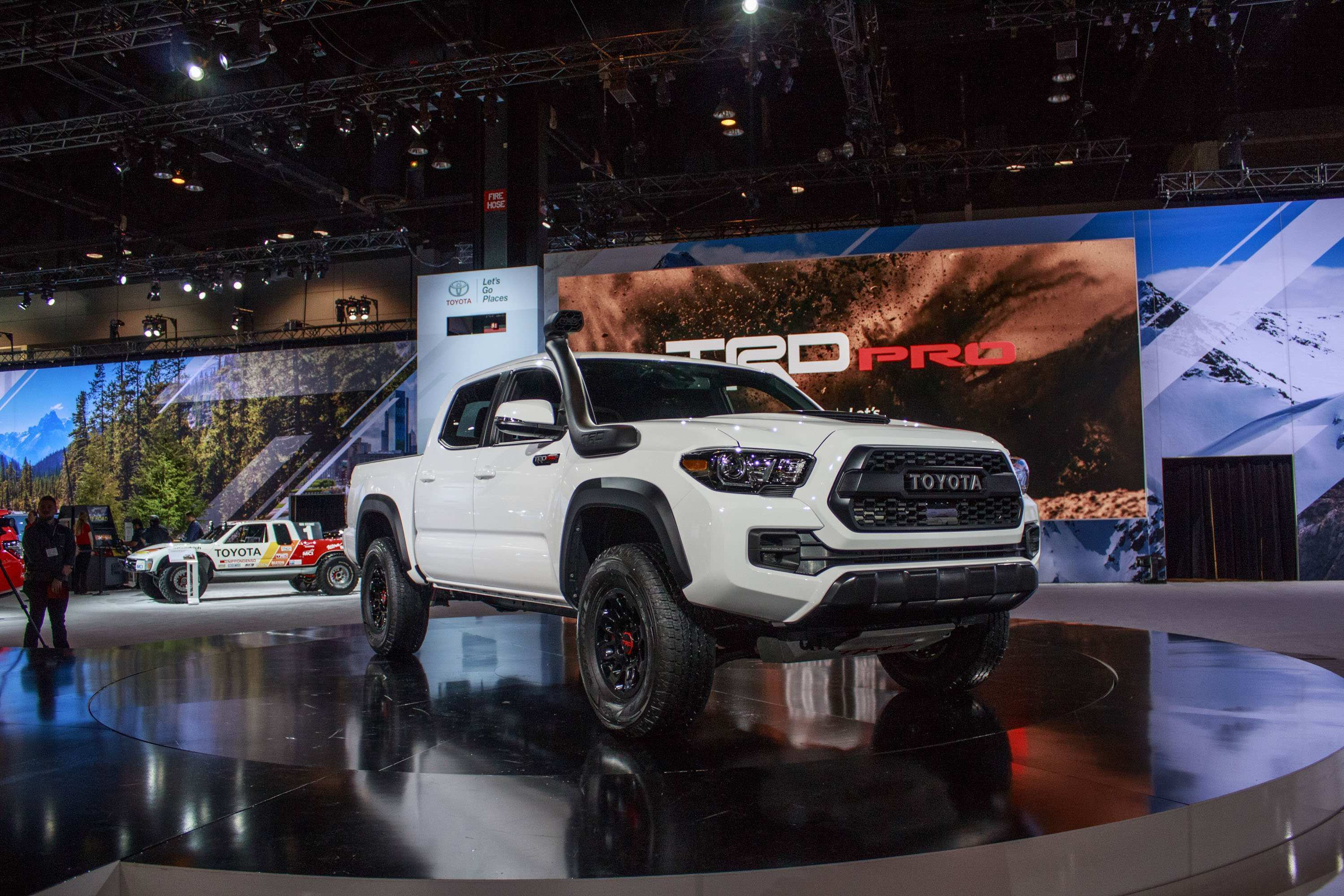 96 The 2019 Toyota Tacoma Diesel Trd Pro History