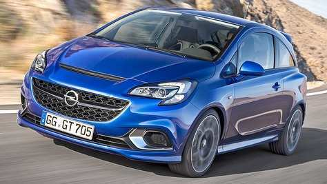 96 The 2019 Vauxhall Corsa VXR Review And Release Date