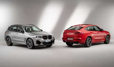 96 The 2020 BMW X4 Review