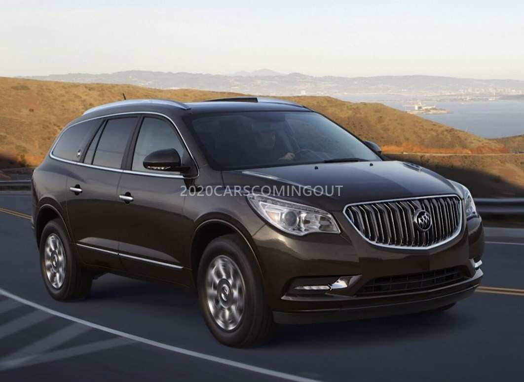 96 The 2020 Buick Enclave Specs Photos