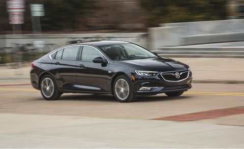 96 The 2020 Buick Regal Sportback Photos
