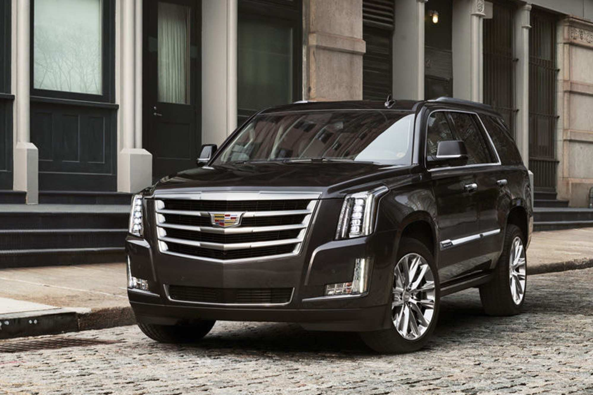 96 The 2020 Cadillac Escalade Vsport Release