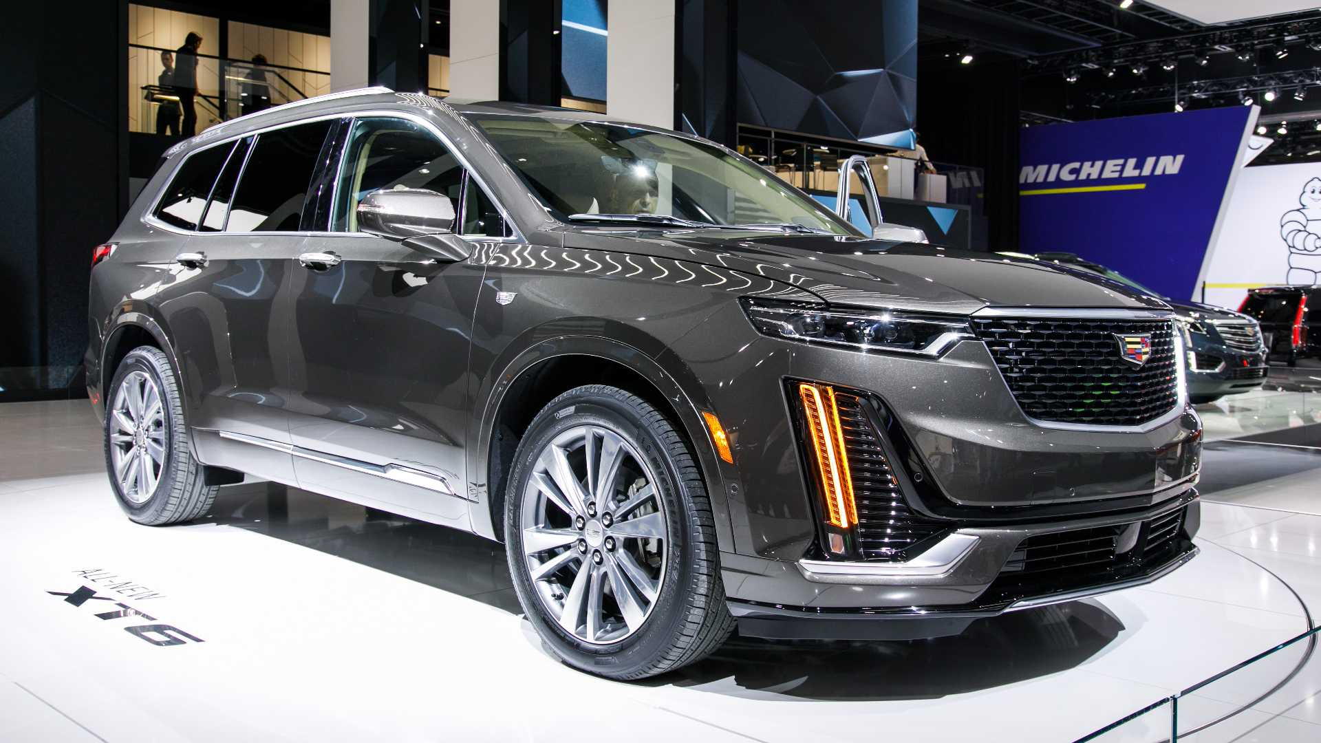 96 The 2020 Cadillac Xt6 Dimensions Speed Test
