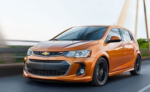 96 The 2020 Chevy Sonic Reviews