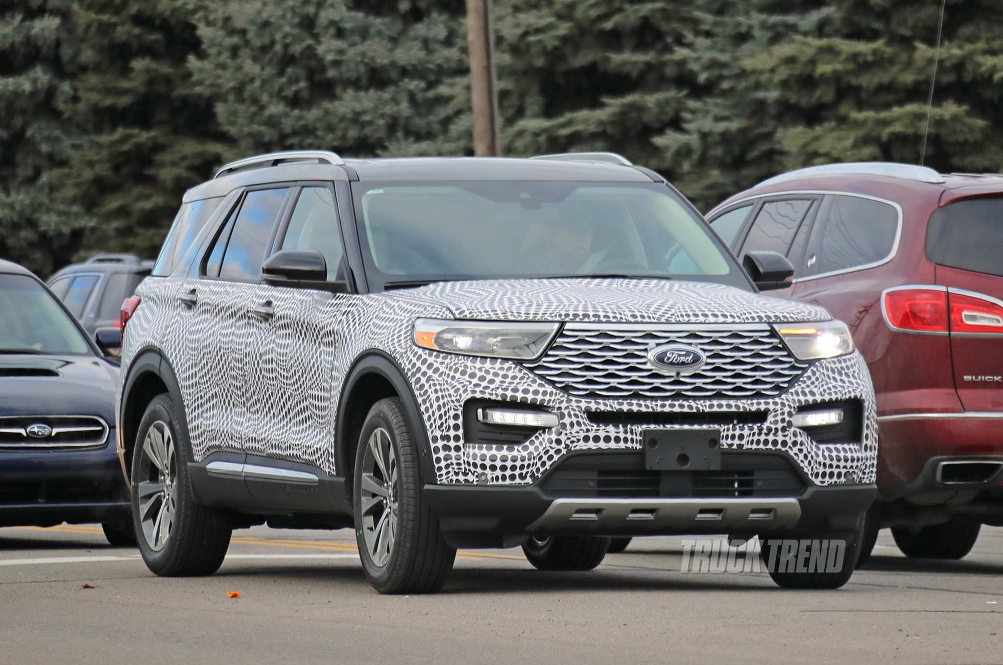 96 The 2020 Ford Explorer Jalopnik Pricing