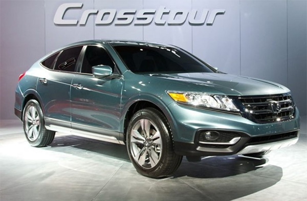 96 The 2020 Honda Crosstour Wallpaper