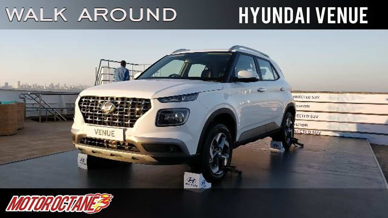 96 The 2020 Hyundai Venue Youtube Price And Release Date