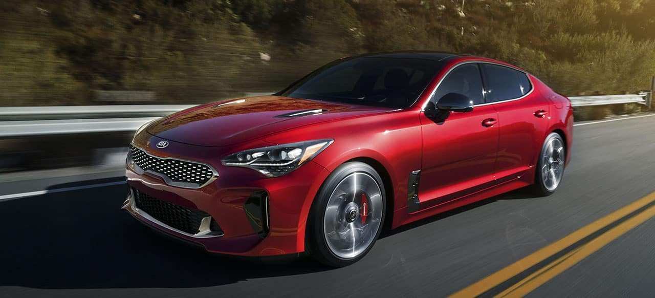 96 The 2020 Kia Gt Coupe Performance And New Engine