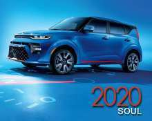 96 The 2020 Kia Soul Brochure Pricing