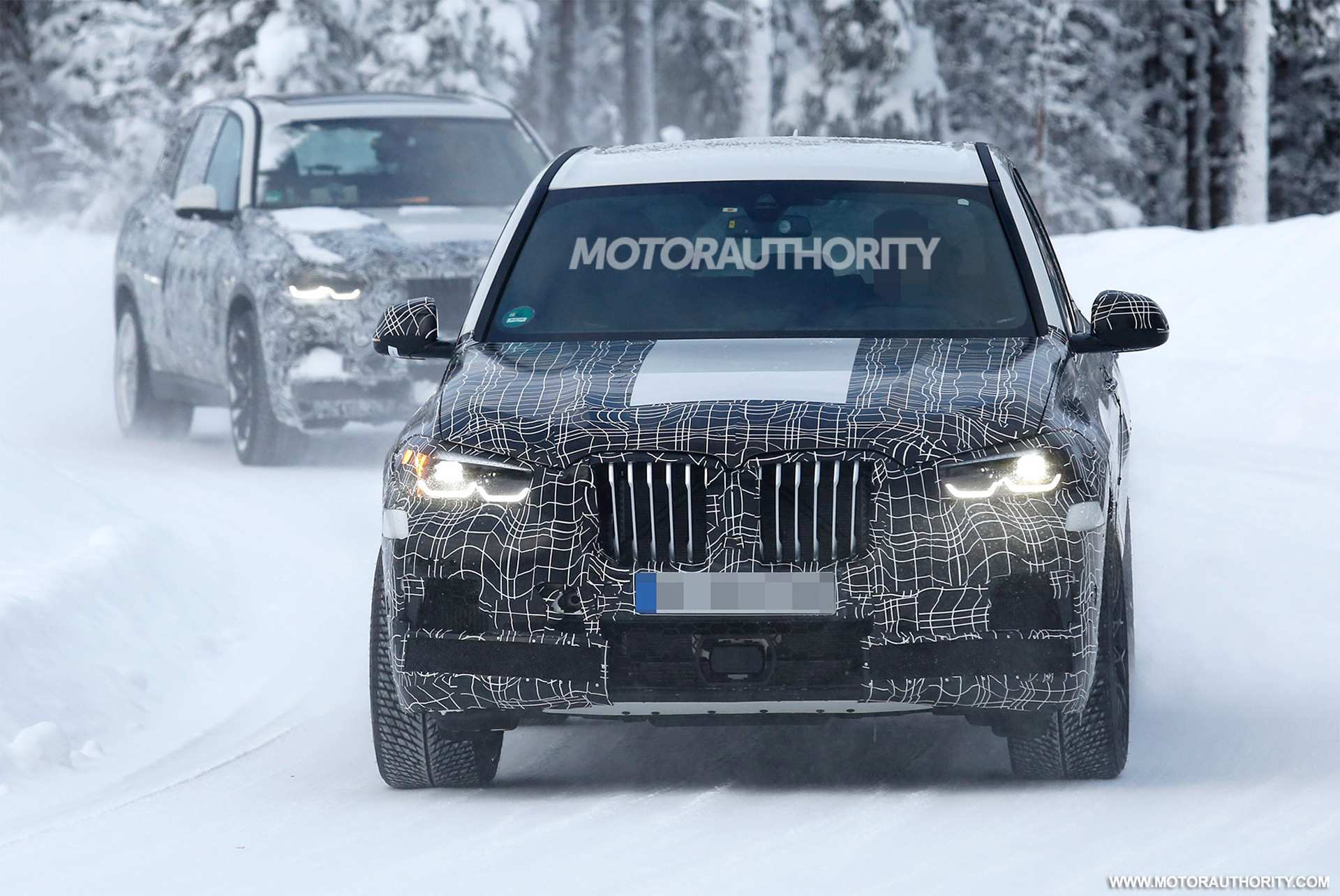 96 The 2020 Next Gen BMW X5 Suv Picture